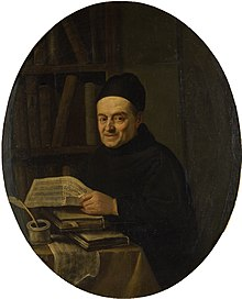 A. Crescimbeni - Portrait of Padre Martini Bologna, International museum and library of music (Source: Wikimedia)