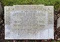 Page CWGC gravestone, Holy Trinity, Wavertree.jpg