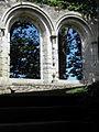 Paimpol (22) Abbaye de Beauport Réfectoire 05.JPG