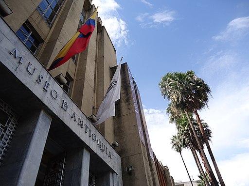 Palacio Municipal de Medellín - Museo de Antioquia