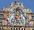 Palais de la communauté Chettiar (Kanadukathan, Inde) (14135534533).jpg