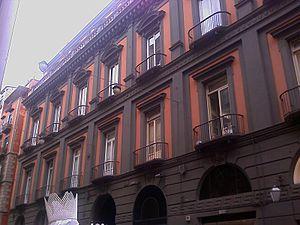 Carlo Vanvitelli - Palazzo Berio