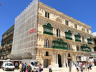 Palazzo Ferreria - Image: Palazzo Ferreria during restoration 08