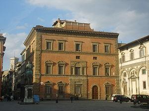 Palazzo Budini Gattai - Palazzo Budini Gattai
