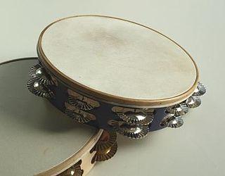 Pandero Es un instrumento musical