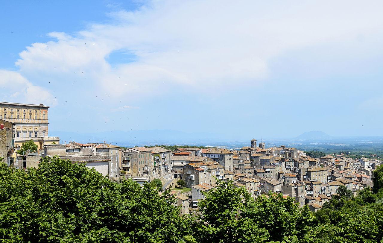 Vacanza a Caprarola