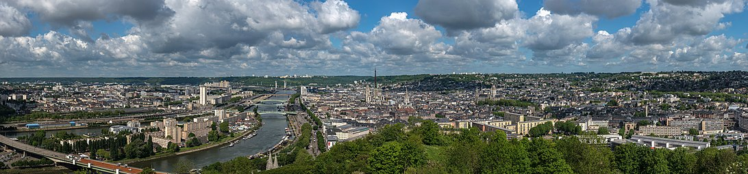 Rouen wikip dia - Piscine ile lacroix rouen ...
