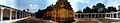 Panoramic view of Lower Padmanabham Temple.jpg