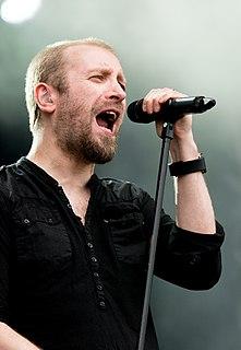 Nick Holmes (singer)