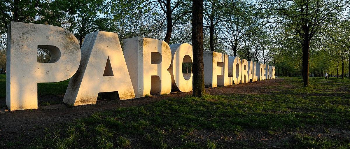 """Résultat de recherche d'images pour """"parc floral vincennes"""""""