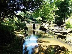 Parc oriental de maul vrier wikip dia for Jardin oriental