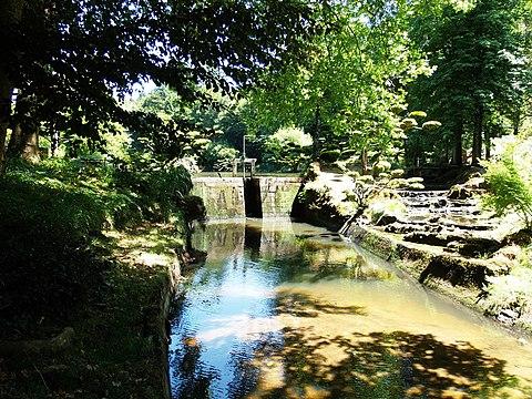 Parc oriental de maul vrier wikiwand for Le jardin oriental de maulevrier