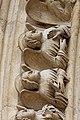 Paris - Cathédrale Notre-Dame - Portail du Jugement Dernier - PA00086250 - 049.jpg
