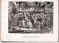 Paris Sens Dessus Dessous- Est-ce une révolution? non, c'est un seein envolé (Le Charivari, June 22, 1833) MET DP366356.jpg