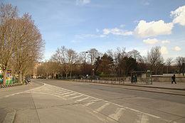 Avenue de la porte de montrouge wikip dia for Porte montrouge