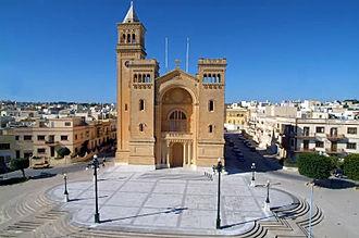 Birżebbuġa - Birżebbuġa Parish Church