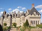 Parka fasado de la Château de Langeais 03.jpg