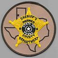 Parmer County, Texas Sheriff's Department Patch.jpg