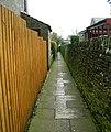 Part of the Calderdale Way - off Shelf Hall Lane - geograph.org.uk - 743119.jpg