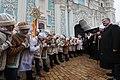 Participation of the President of Ukraine in the festive Christmas liturgy in Saint Sophia, Kiev 25.jpeg