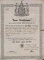 Paszport wydany przez wladze pruskie dla hrabiny Radolinskiej.jpg