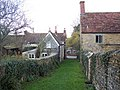 Path from churchyard, Stour Provost - geograph.org.uk - 348556.jpg
