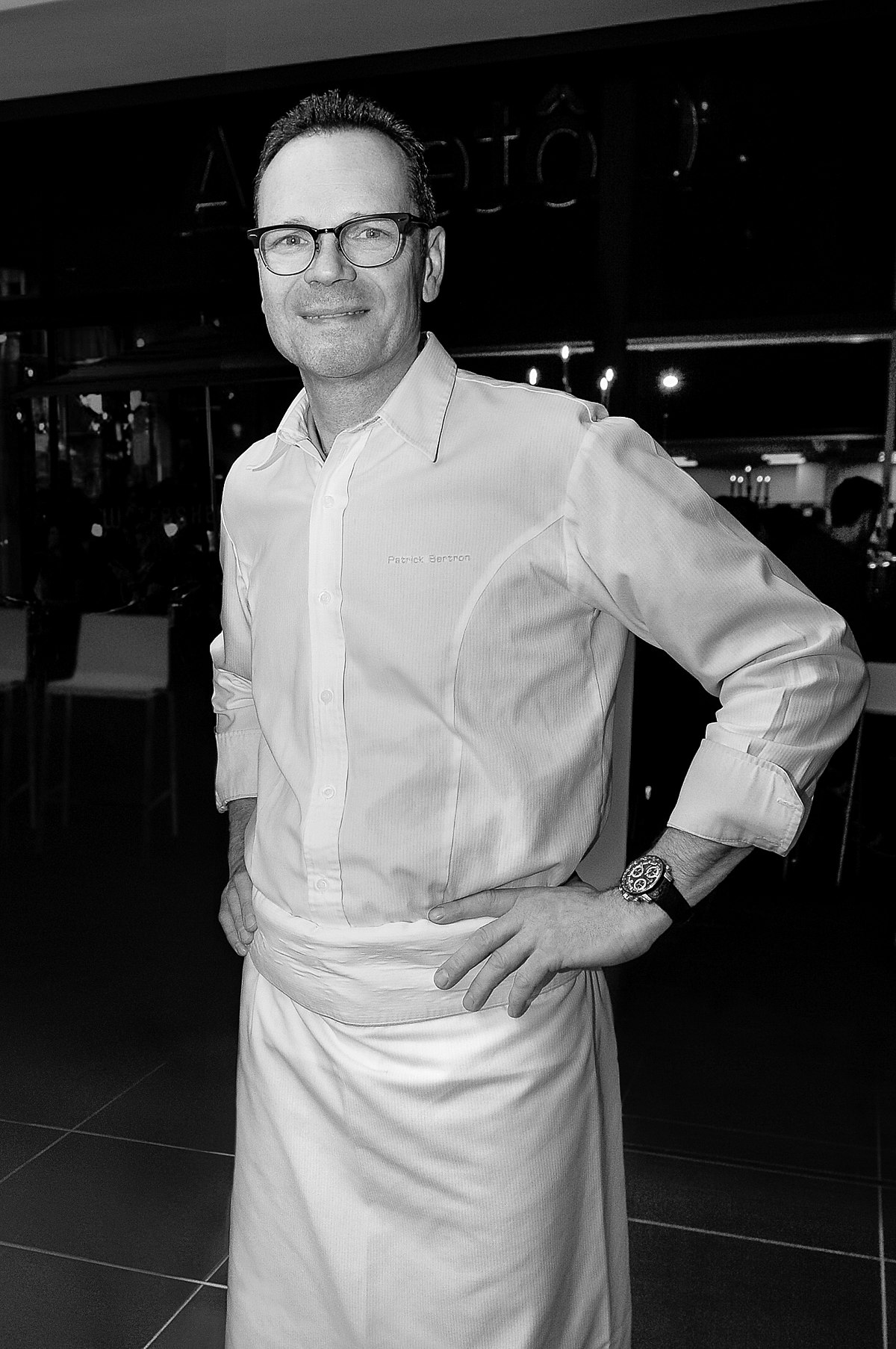 Patrick bertron wikip dia for Cuisinier loiseau