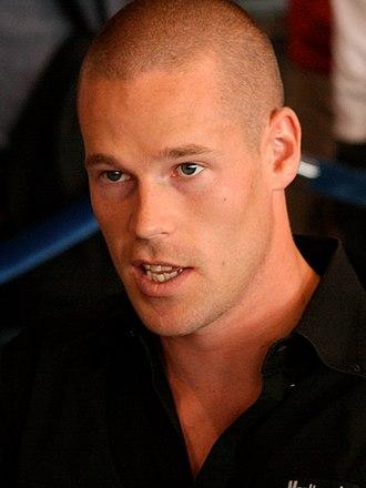 Patrik Antonius - Patrik Antonius in 2008