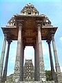 Pattabhirama Temple view through 12 Pillared Mandapam full shot.jpg