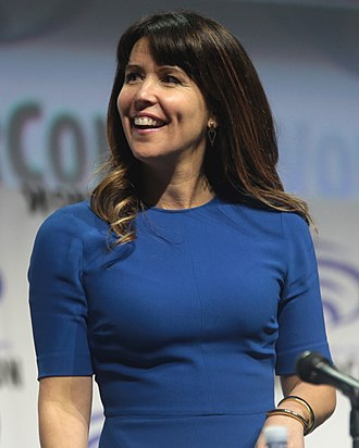 Patty Jenkins - Jenkins in 2017