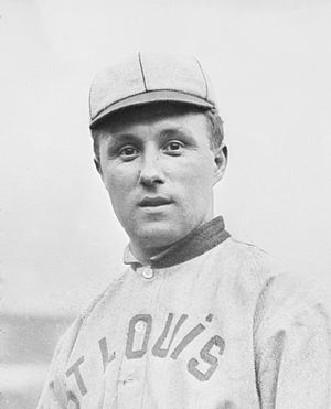 Paul Krichell - Paul Krichell during the 1911 season