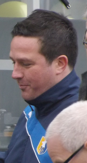 Paul Cox (footballer) - Cox in 2013