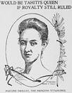 Pauline Drollet, the Princess Tetanuinui, 1899.jpg