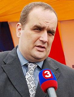 Pavol Frešo Slovak politician