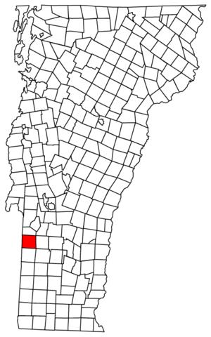 Pawlet, Vermont - Image: Pawlet vt highlight