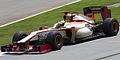 Pedro de la Rosa 2012 Malaysia FP1.jpg