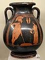 Pelike con guerriero armato, 470-460 ac ca., dalla tomba 20 alla banditaccia.jpg