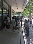 People Waiting for Taipei Minsheng Post Office Open 20160816.jpg