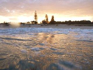 Peregian Beach, Queensland Suburb of Noosa, Queensland, Australia