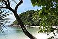 Perhentian Kecil, Malaysia, Tropical lagoon on the west coast.jpg