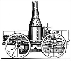 Perseverance (steam locomotive) - Perseverance