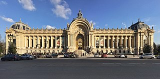 Petit Palais museum in Paris, France