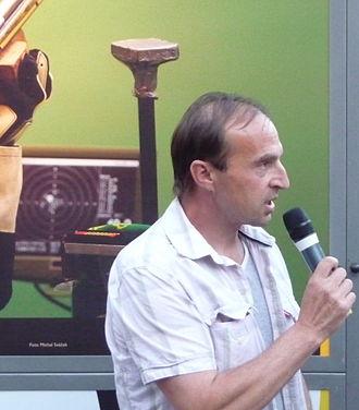 Petr Málek - Málek in 2011