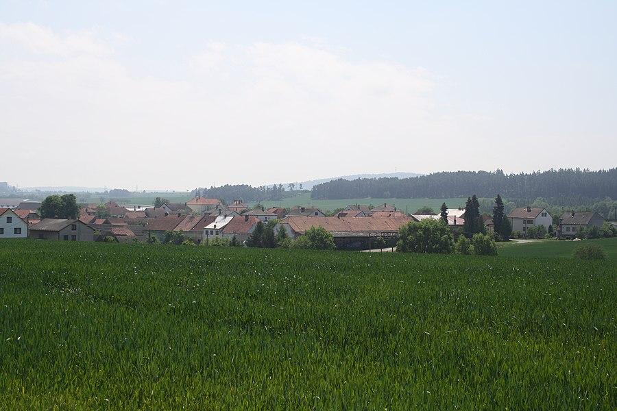 Petrovice (Třebíč District)