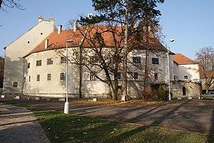 Pezinok - Pezinok castle