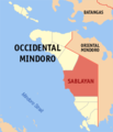 Ph locator occidental mindoro sablayan.png