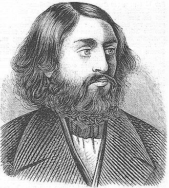 Hayyim Selig Slonimski - Slonimski in the 1840s