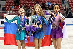 Photos – Junior World Championships 2018 – Ladies (Medalists) (5).jpg