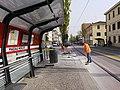 Piazzale Mercato tram stop (Marghera).jpg