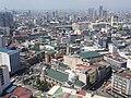 Pic geo photos - ph=mm=manila=santa cruz=avenida area - aerial shot from riverview mansion -philippines--2015-0624--ls-.JPG